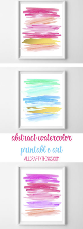 abstract printables