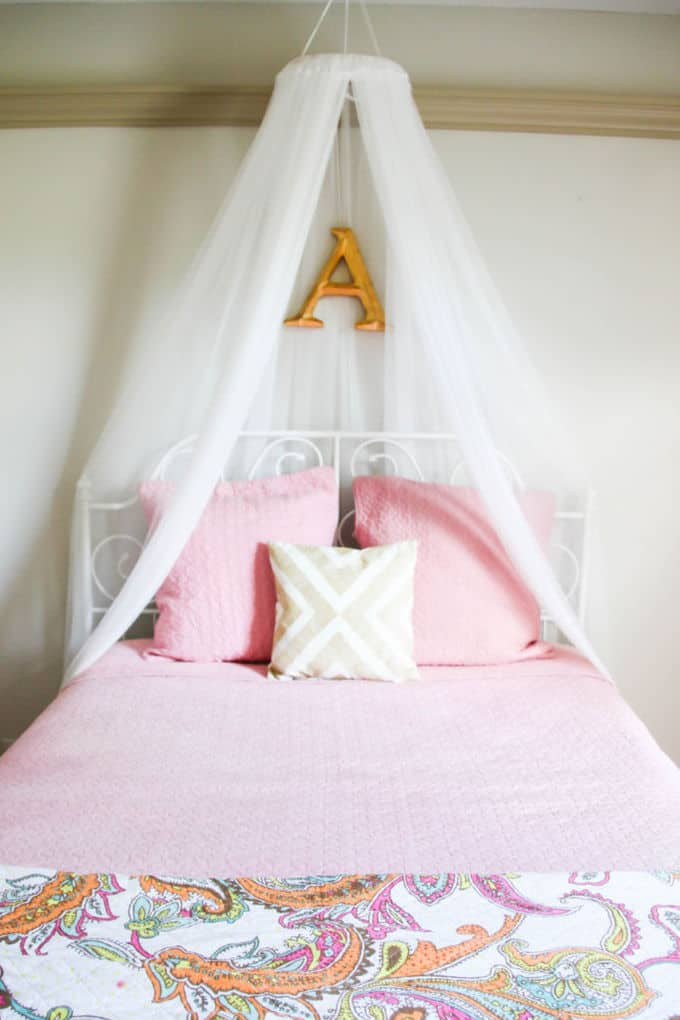 diy bed canopy 4
