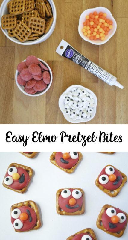 elmo treat recipe