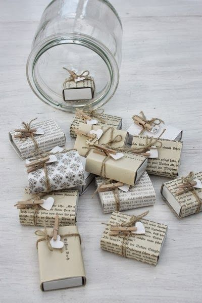twine soap packaging
