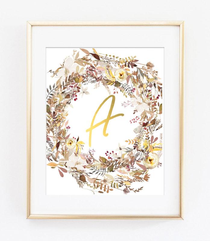 fall printable art 3