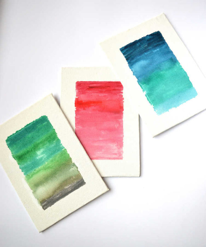 watercolor canvas 1