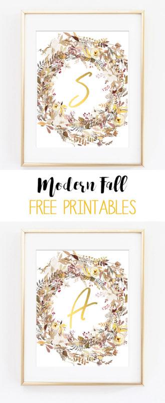 fall printable art 1