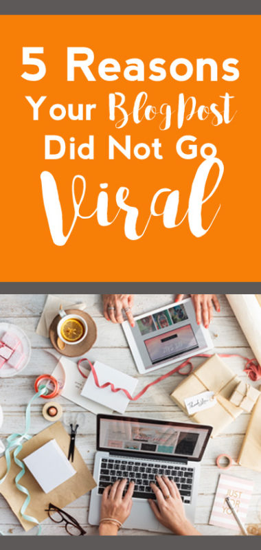 how to get post to go viral
