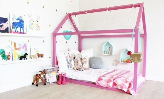 floor bed ideas