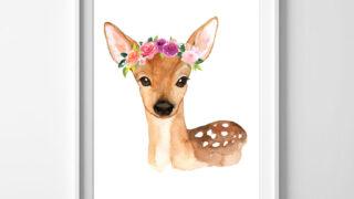 printable nursery art 1