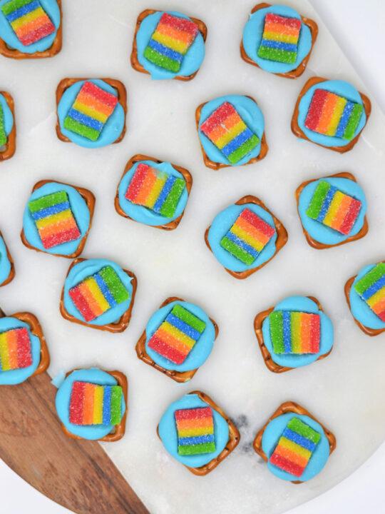 rainbow party ideas 5