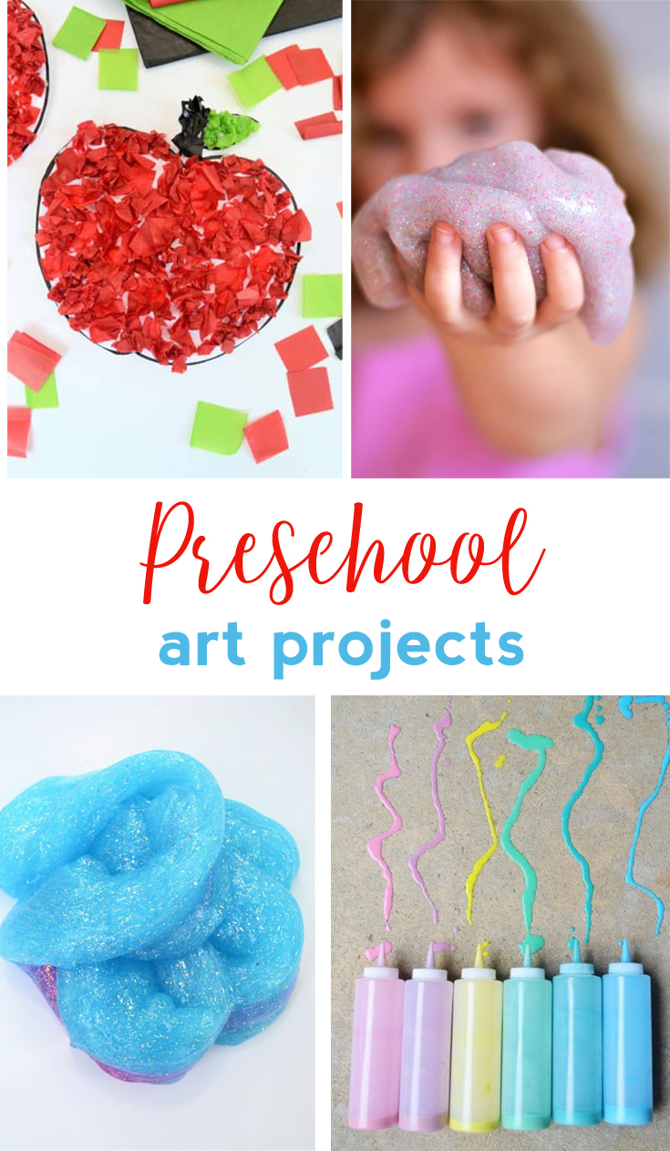 preschool art projects | kids craft ideas | kids crafts
