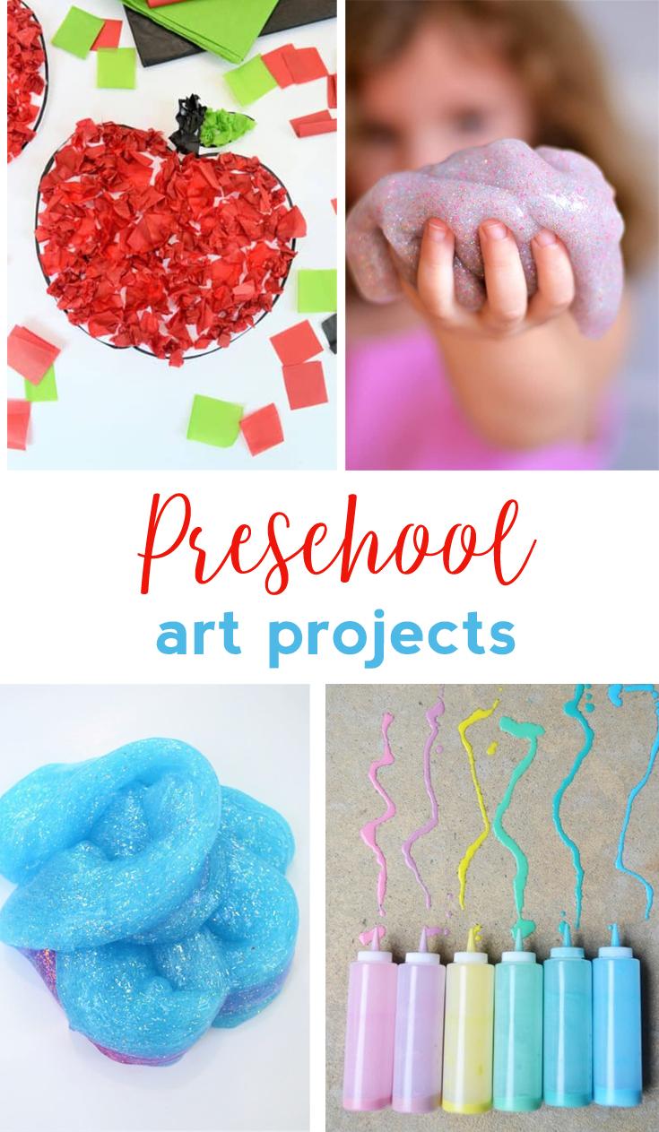 preschool art projects | kids craft ideas | kids crafts