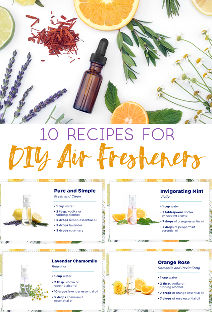 diy air fresheners | diy crafts | home tips | air freshener recipe
