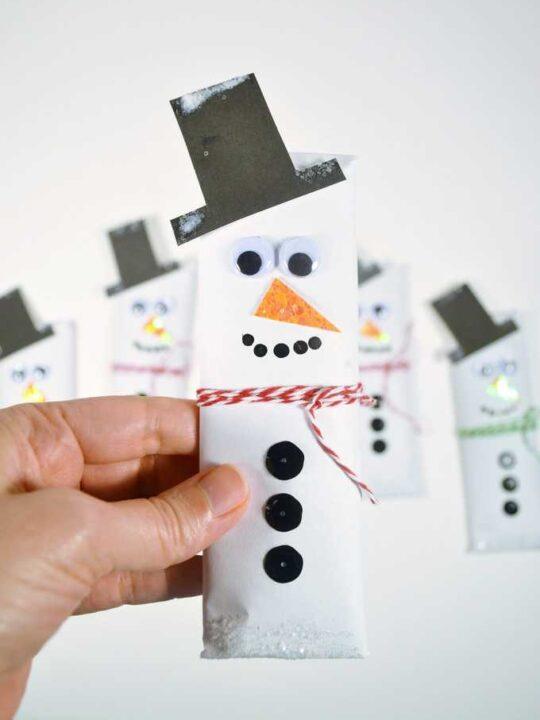 snowman kids activities
