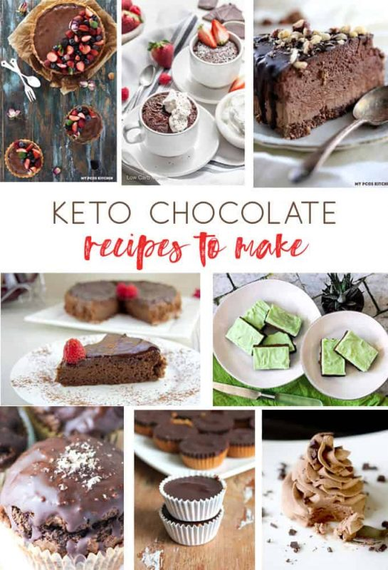keto candy recipes