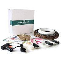 DIY Wreath Making Kit - Decorative, Beautiful Supplies for DIY Projects
