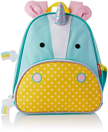 Skip Hop Toddler Backpack, Unicorn School Bag, Multi