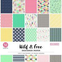 Colorbok Designer Paper Pad