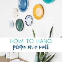 Decorative Wall Plates-How to Hang Plates on a Wall