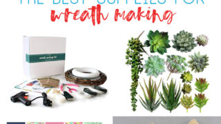 wreath making supplies | how to make wreaths
