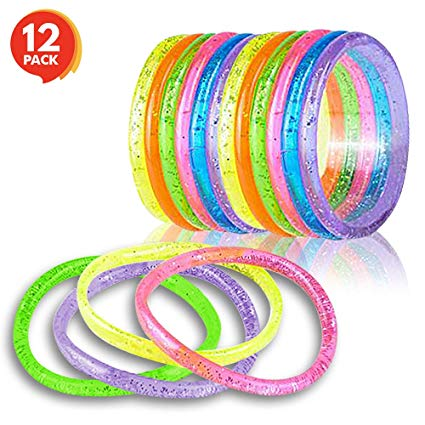 ArtCreativity Liquid Glitter Bracelets