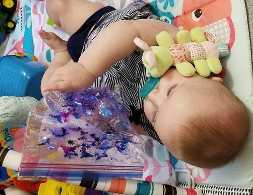 Sensory Play Ideas For Baby Development