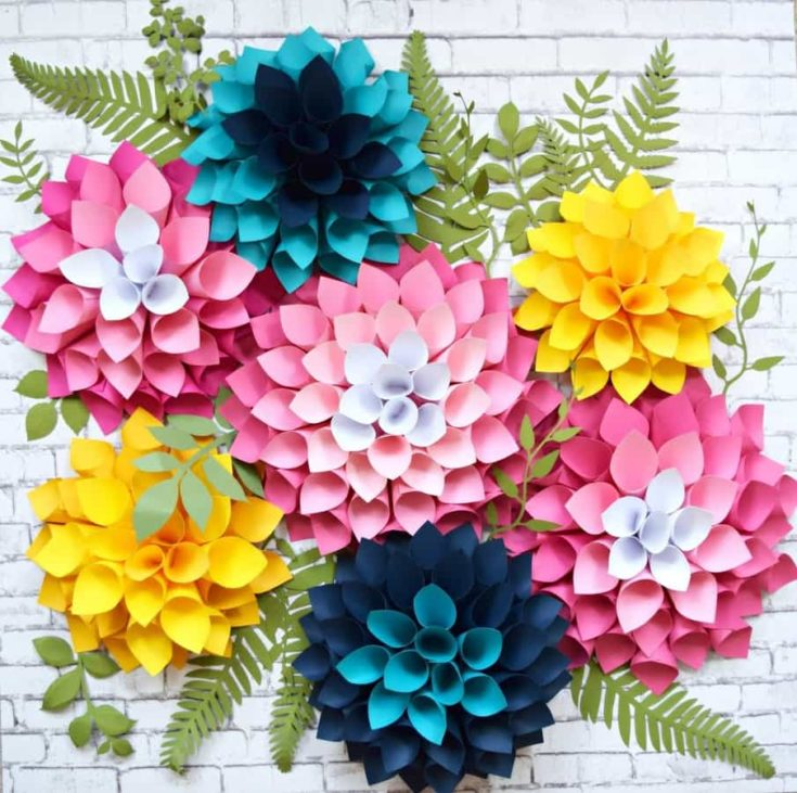 paper flowers 5