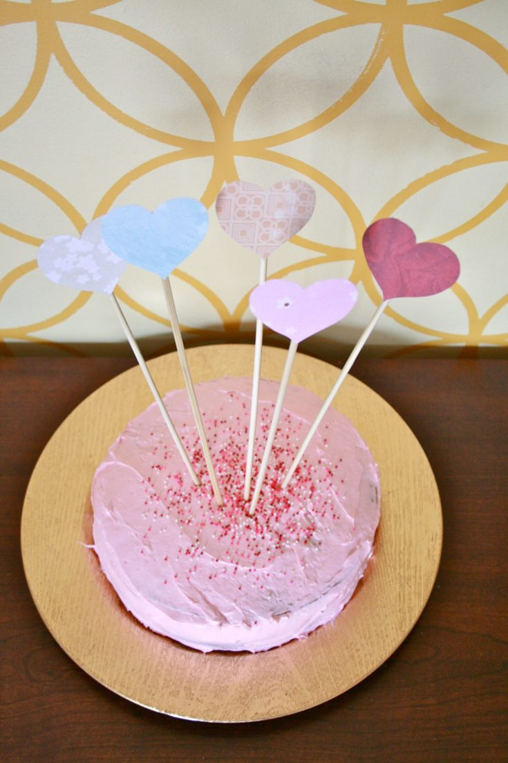 How to Make Easy DIY Cake Toppers
