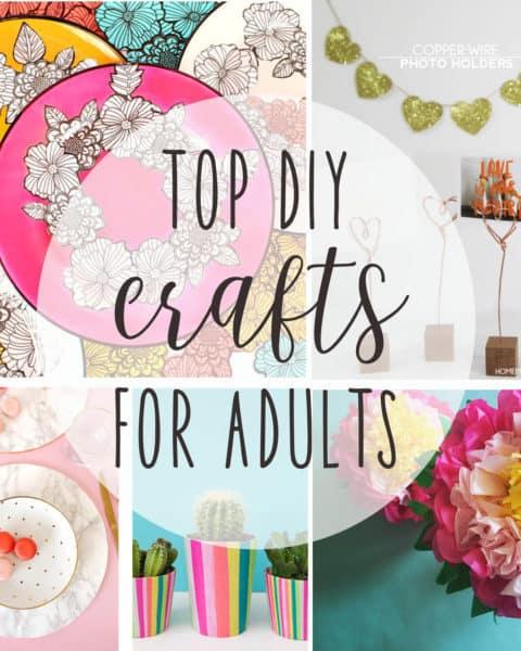 diy crafts adults
