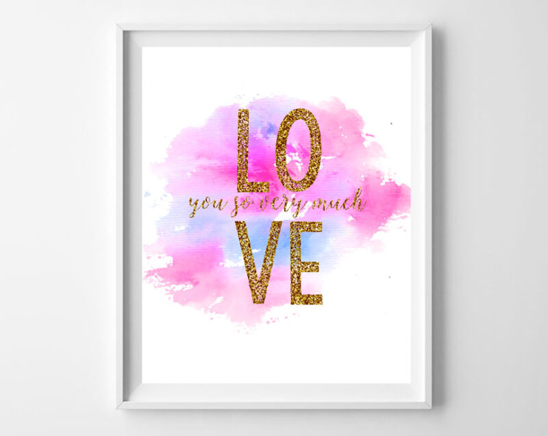 valentines printable art