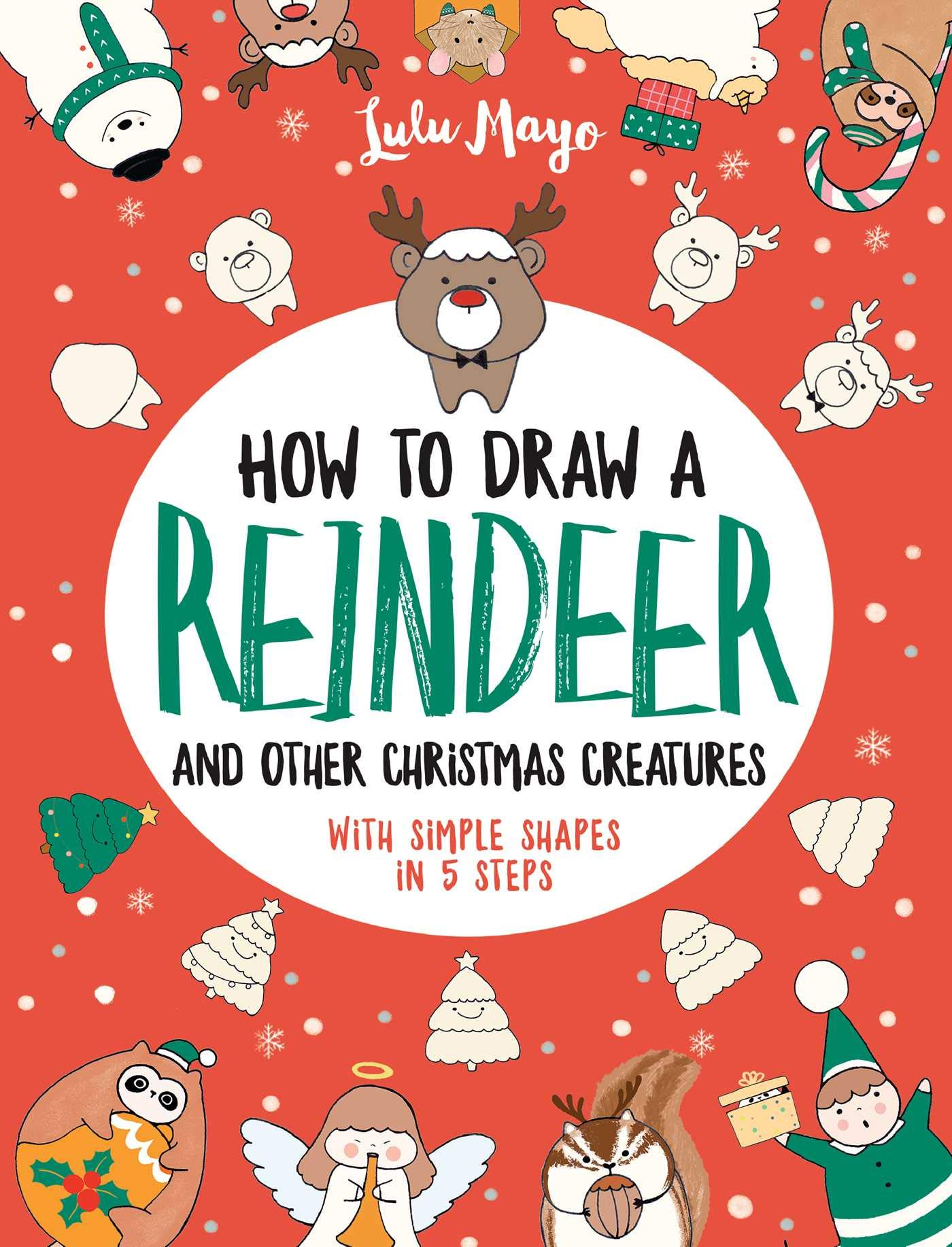 christmas doodles book