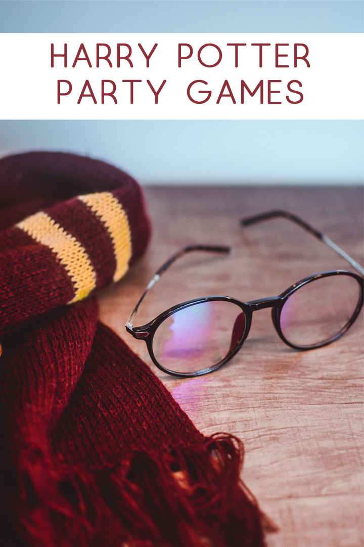 harry potter party games